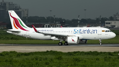 4R-ANB - Airbus A320-251N - SriLankan Airlines