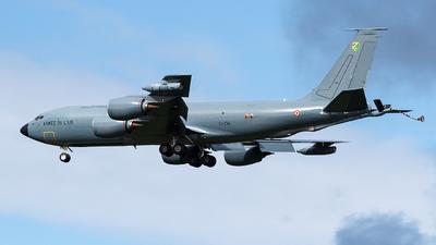 736 - Boeing C-135FR Stratotanker - France - Air Force
