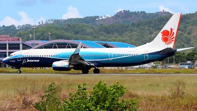 A picture of PKLFG - Boeing 7379GP(ER) - Lion Air - © uno purnomo