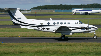 G-OMNH - Beechcraft 200 Super King Air - Air Charter Scotland