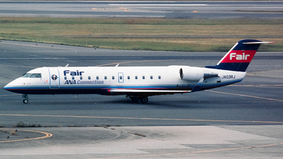 JA03RJ - Bombardier CRJ-200ER - Fair