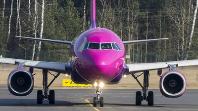 HA-LPQ - Airbus A320-232 - Wizz Air