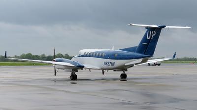 N827UP - Beechcraft B300 King Air 350 - Wheels Up