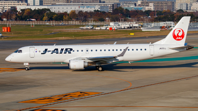 JA251J - Embraer 190-100STD - J-Air