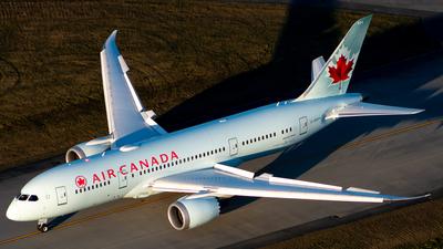 A picture of CGHPV - Boeing 7878 Dreamliner - Air Canada - © Derek MacPherson