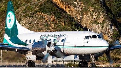ZK-CIB - Convair CV-580(SCD) - Air Chathams