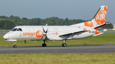 SP-KPU - Saab 340A(F) - SprintAir