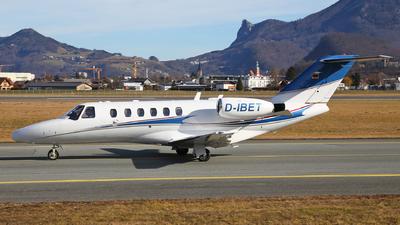 D-IBET - Cessna 525 Citationjet CJ2 - Private