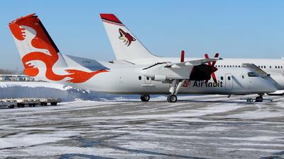 A picture of CFYAI - De Havilland Canada Dash 8300 - Air Inuit - © Andriy Yegorov