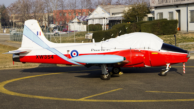 G-JPTV - Hunting Percival Jet Provost T.5A - Private