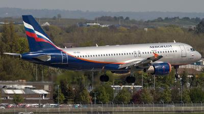 A picture of VQBIU - Airbus A320214 - Aeroflot - © Piotr Persona