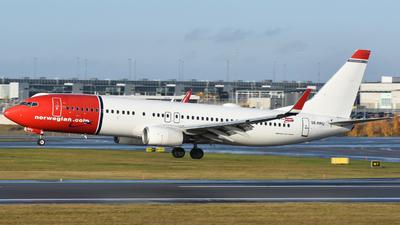 A picture of SERPU - Boeing 7378JP - Norwegian - © Adam Lanzen