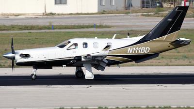 N111BD - Socata TBM-900 - Private