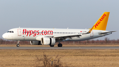 A picture of TCNBA - Airbus A320251N - Pegasus Airlines - © Robert Dumitrescu