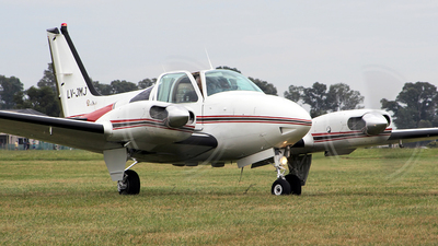 LV-JMJ - Beechcraft 95-A55 Baron - Private
