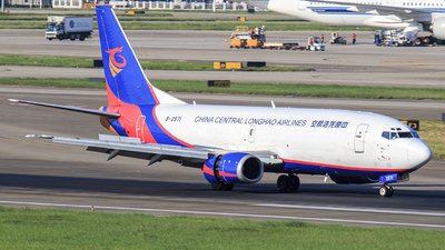 B-2571 - Boeing 737-39P(SF) - China Central Longhao Airlines