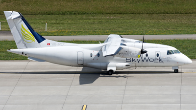 A picture of HBAEY - Dornier 328130 - [3100] - © Terry S.