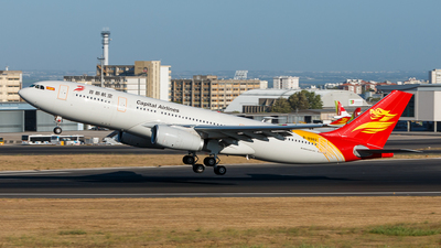 B-8982 - Airbus A330-243 - Capital Airlines
