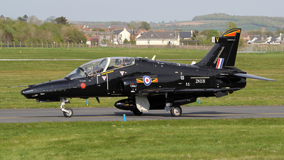 ZK031 - British Aerospace Hawk T.2 - United Kingdom - Royal Air Force (RAF)