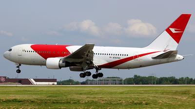 N767DA - Boeing 767-246 - Dynamic Airways