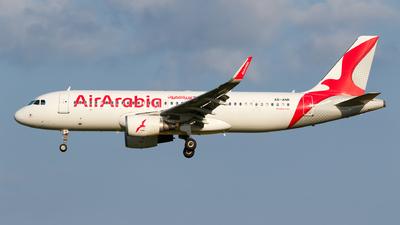 A6-ANR - Airbus A320-214 - Air Arabia