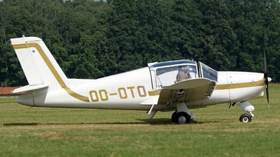 OO-OTO - Morane-Saulnier MS-880B Rallye Club - Private