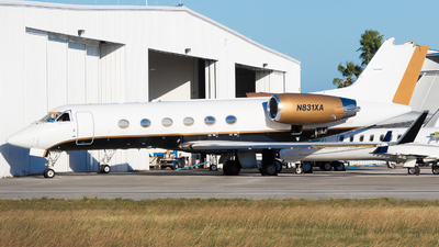 N831XA - Gulfstream G-IV - Private