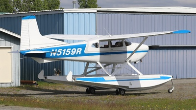 N5159R - Cessna A185F Skywagon - Private