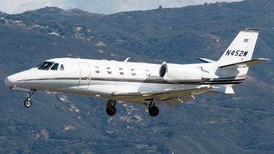 N452M - Cessna 560XL Citation Excel - Private