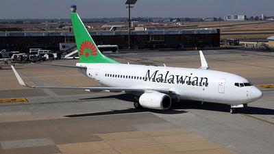 ET-ARB - Boeing 737-7Q8 - Malawian Airlines