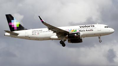 N527VL - Airbus A320-233 - Volaris