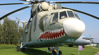 07 - Mil Mi-26 Halo - Belarus - Air Force