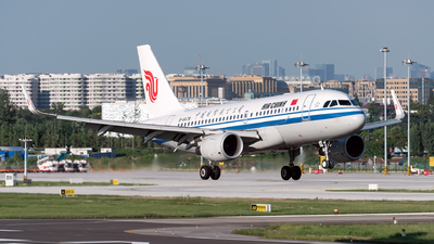 B-6478 - Airbus A319-115 - Air China