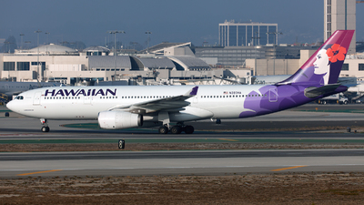 N393HA - Airbus A330-243 - Hawaiian Airlines