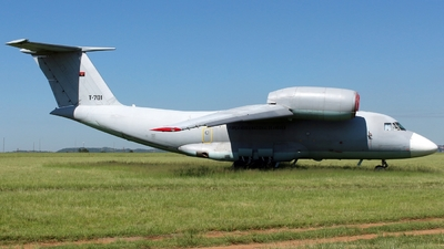 T-701 - Antonov An-72 - Angola - Air Force