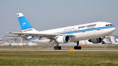 9K-AMB - Airbus A300B4-605R - Kuwait Airways