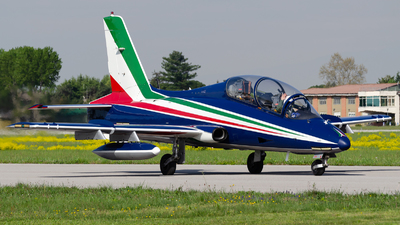 MM54500 - Aermacchi MB-339PAN - Italy - Air Force