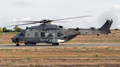 MM81595 - NH Industries SH-90A - Italy - Navy