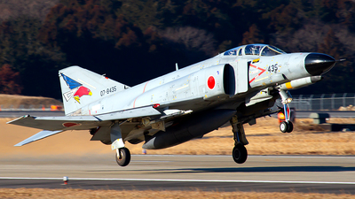 07-8435 - McDonnell Douglas F-4EJ Kai - Japan - Air Self Defence Force (JASDF)