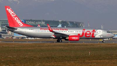 G-DRTF - Boeing 737-85P - Jet2.com