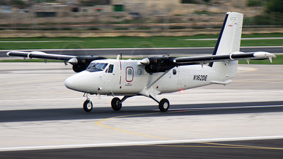N162DE - De Havilland Canada DHC-6-300 Twin Otter - Rampart Aviation