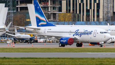 LN-RNU - Boeing 737-783 - Yakutia Airlines