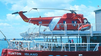 1364 - Sikorsky HH-52A Sea Guard - United States - US Coast Guard (USCG)