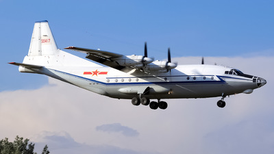 55417 - Shaanxi Y-8C - China - Air Force