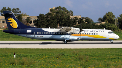 M-ABMD - ATR 72-212A(500) - Jet Airways