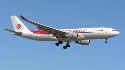 7T-VJA - Airbus A330-202 - Air Algérie
