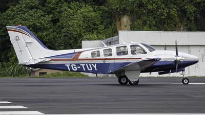 TG-TUY - Beechcraft 95-B55 Baron - Private