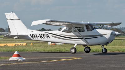 VH-KFA - Cessna 172G Skyhawk - Private