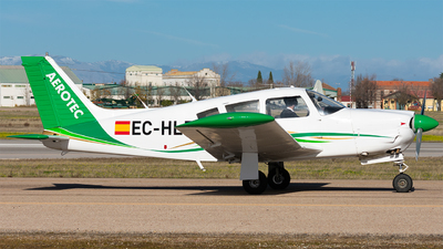 A picture of ECHLE - Piper PA28R200 -  - © Enrique Rubira