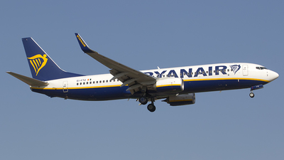 EI-FTZ - Boeing 737-8AS - Ryanair